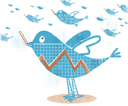 Dataminr, DataSift and Gnip are finding valuable information in the Twittersphere.