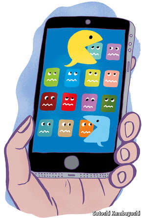 Messaging apps are eating SMS