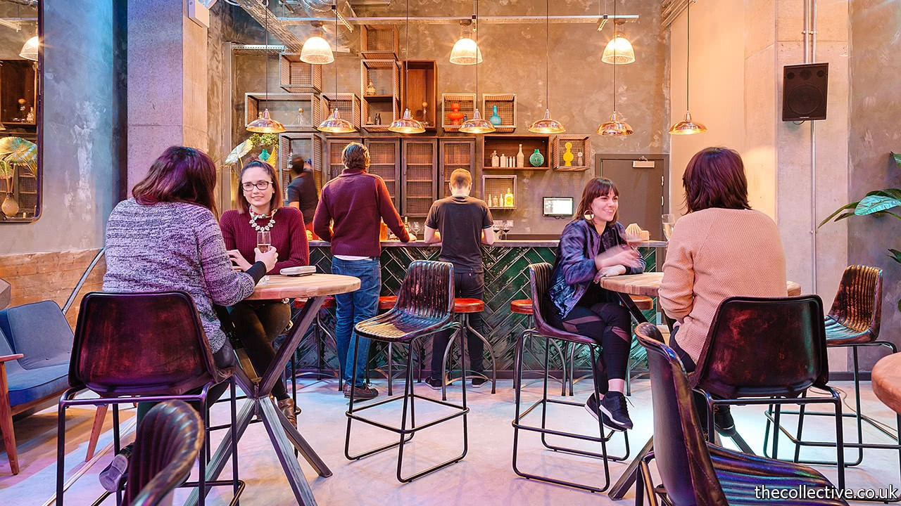 Co-living is for hipsters not hippies.