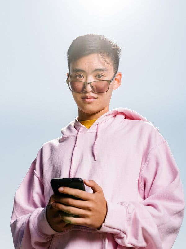 """""""Yeah, we build some meme products, but we also build mission-driven things,"""" said Justin Zheng, 19. """"We want to build a more positive internet, things that help people."""""""